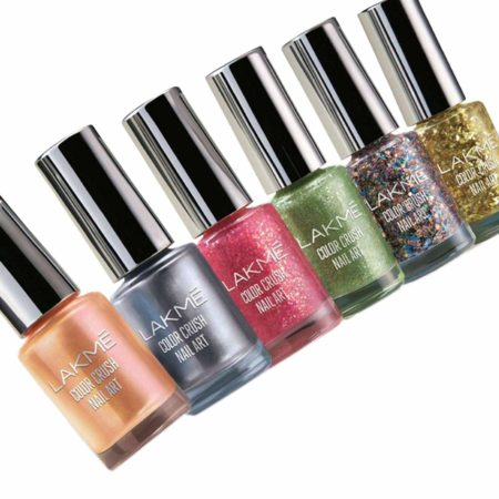 Lakme Color Crush Nail Art M4 6ml