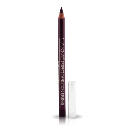 Lakme Perfect Definition Lip Liner, Black Currant