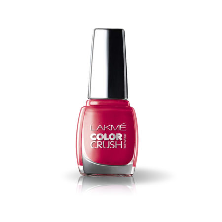 Lakme True Wear Color Crush Nail Color Reds 24, 9 ml