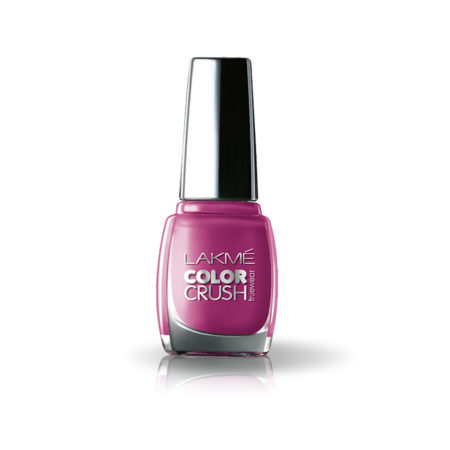 Lakme True Wear Color Crush Nail Color Pinks 18, 9 ml