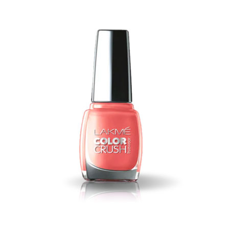 Lakme True Wear Color Crush Nail Color Pinks 19, 9 ml