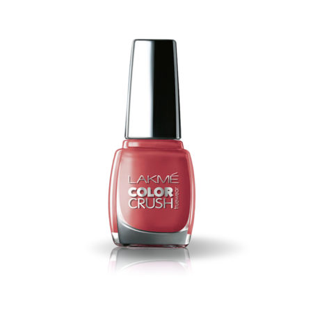 Lakme True Wear Color Crush Nail Color Reds 22, 9 ml