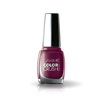 Lakme True Wear Color Crush Nail Color Reds 25, 9 ml
