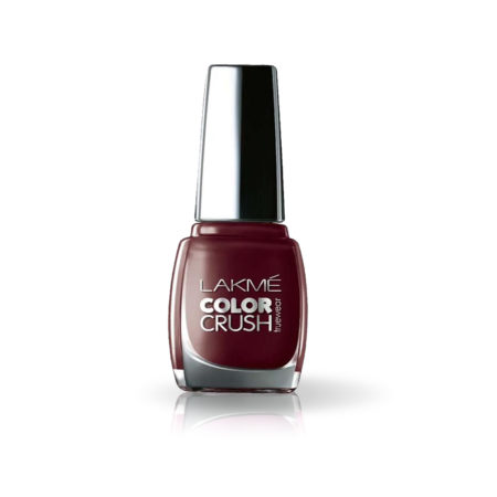 Lakme True Wear Color Crush Nail Color Reds 33, 9 ml