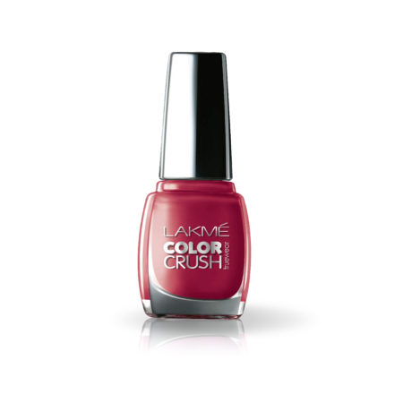 Lakme True Wear Color Crush Nail Color Shade 43, (9ml)