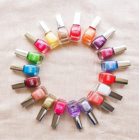 Lakme True Wear Color Crush Nail Color Shade 14