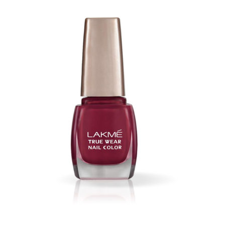 Lakme True Wear Colour Crush Nail Colour, 70 (9ml)