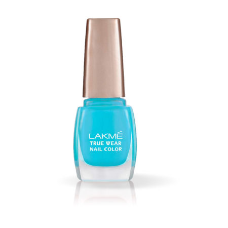 Lakme True Wear Colour Crush Nail Colour, 72 (9ml)