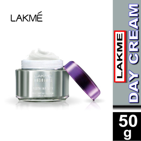 Lakme Youth Infinity Skin Firming Day Cream, 50g