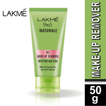 Lakme 9to5 Naturale Gel Make-Up Remover 50g