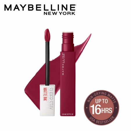 Maybelline New York Ink Liquid Lipstick, 115 Founder, 5ml