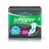 Whisper Ultra Night Sanitary Pads - XL 15 Pads