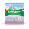 Whisper Ultra Soft Sanitary Pads - XL