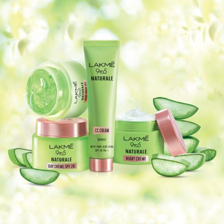 Lakme 9to5 Naturale Aloe Aqua Gel