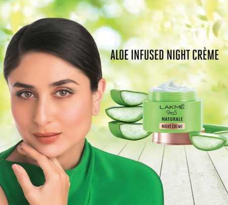 Lakme 9to5 Naturale Night Cream, 50g