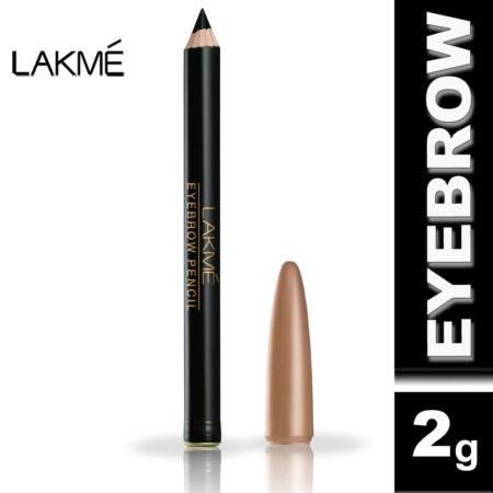 Lakme Eyebrow Pencil, Black (2g)