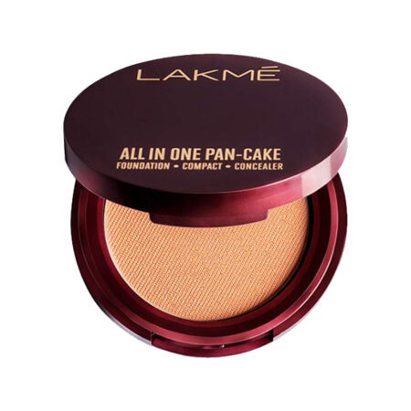 Lakme All In One Pan-Cake, Natural Marble (8g)