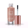 Lakme 9 To 5 Primer + Gloss Nail Color, Nude Flush (6ml)