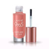 Lakme 9 To 5 Primer + Gloss Nail Colour, Peach Blossom (6ml)