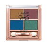 Lakme 9to5 Eye Color Quartet Eye Shadow, Royal Peacock