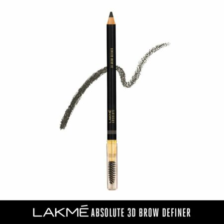 Lakme Absolute 3D Eye Brow Definer, Espresso (1.19g)
