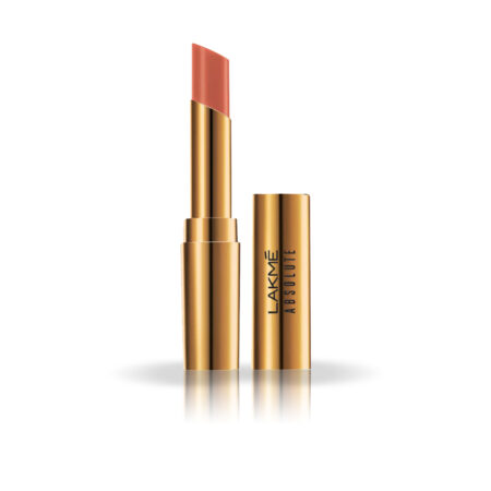 Lakme Absolute Argan Oil Lip Color, Pink Tint (3.4g)