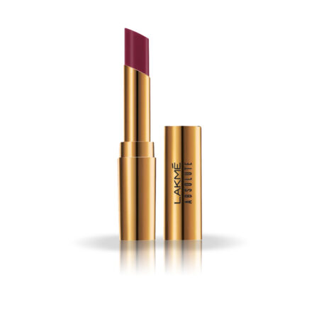 Lakme Absolute Argan Oil Lip Colour, Juicy Plum