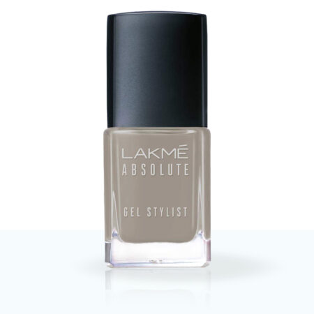 Lakme Absolute Gel Stylist Nail Color, Silhouette (15ml)