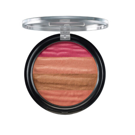 Lakme Absolute Illuminating Shimmer Brick in pink (10g)
