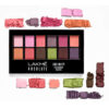 Lakme Absolute Infinity Eye Shadow Palette Pink Paradise
