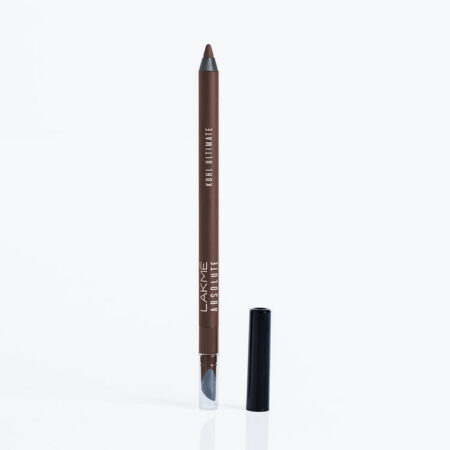 Lakme Absolute Kohl Ultimate, Ash Brown (1.2g)