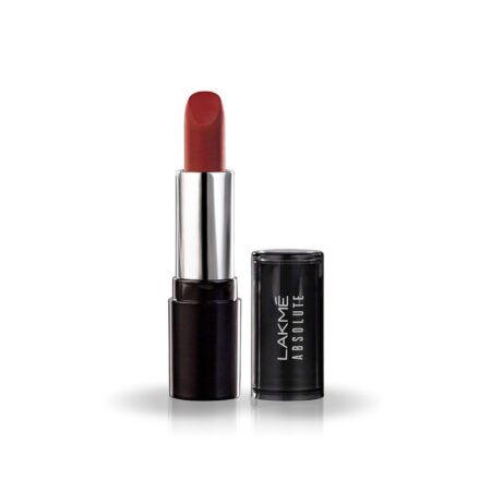Lakme Absolute Matte Revolution Lip Color, Maroon Fantasy (3.5g)