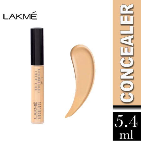 Lakme Absolute White Intense Liquid Concealer, Ivory Fair (5.4ml)