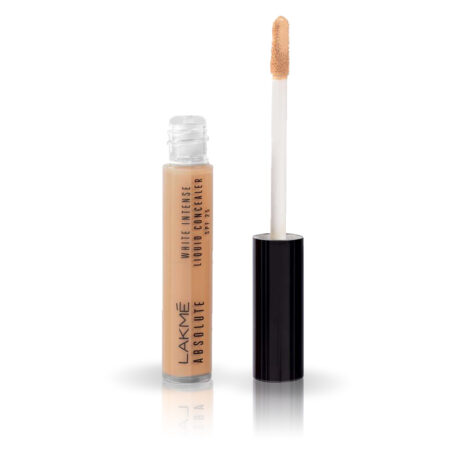 Lakme Absolute White Intense Liquid Concealer, Rose Fair (5.4ml)