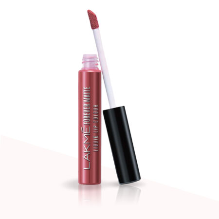 Lakme Forever Matte Liquid Lip Color Pink Ballet
