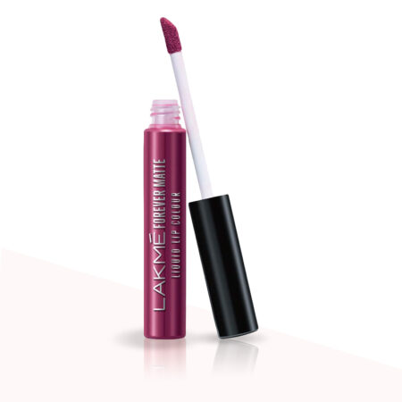 Lakme Forever Matte Liquid Lip Color Wine Glow