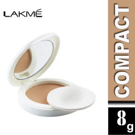 Lakme Perfect Radiance Compact, Golden Medium (8g)