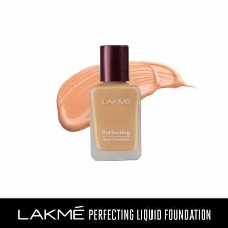 Lakme Perfecting Liquid Foundation Pearl (27ml)
