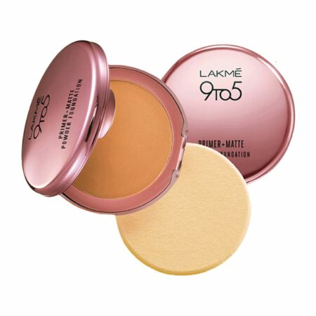 Lakme 9to5 Primer + Matte Powder Foundation
