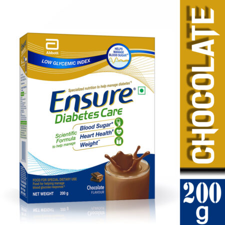 Ensure Diabetes Care Adult Nutrition Chocolate Health Drink 200g