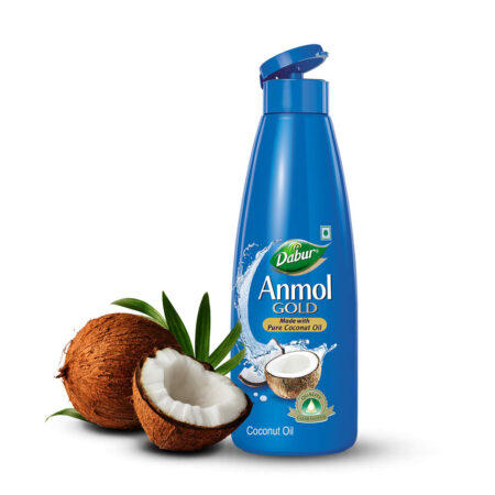 Dabur Anmol Gold Coconut Oil (175ml)