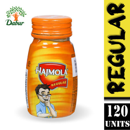 Dabur Hajmola Regular Tablet, 120 Tablets