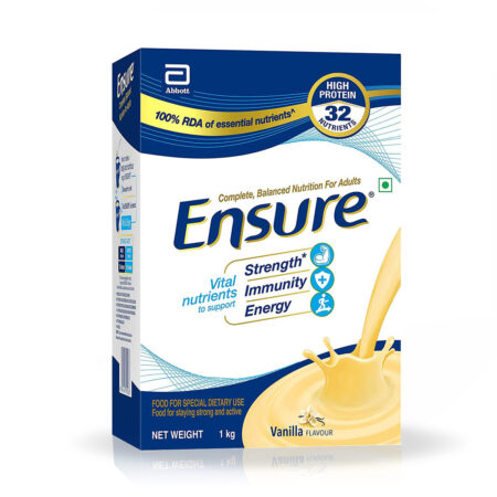 Ensure Nutrition Supplement 1 Kg Vanilla
