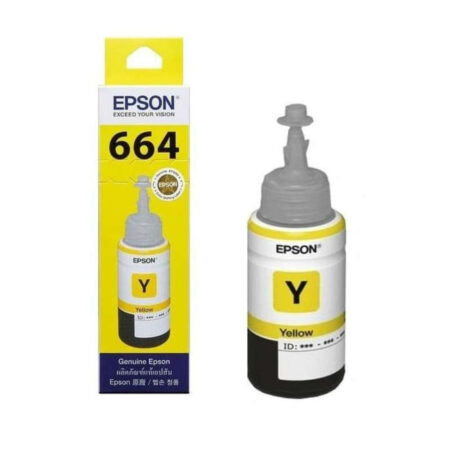 Epson 6644 Yellow Ink Bottle – 70 ml