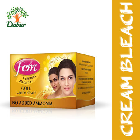 Fem Fairness Naturals Gold Bleach (Pack of 2)