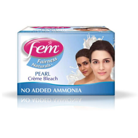 Fem Fairness Naturals Pearl Bleach 24g