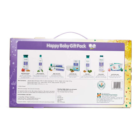 Himalaya Herbals Babycare Gift Pack (7 Products)
