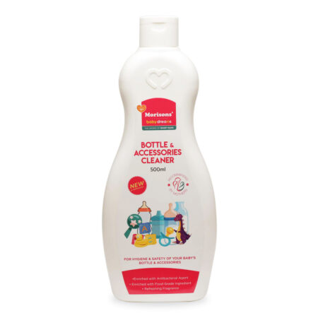 Morisons Baby Dreams Bottle & Accessories Cleaner 500ml