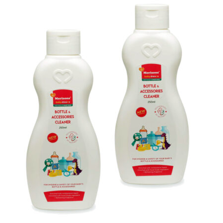 Morisons Baby Dreams Bottle & Accessories Cleaner 250ml (Pack of 2)