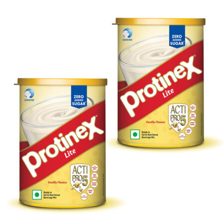 ProtineX Lite (250g) Pack of 2